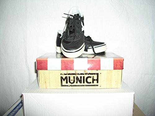 Munich G 3 KID 229, schwarz/weiß, Größe 28 EU