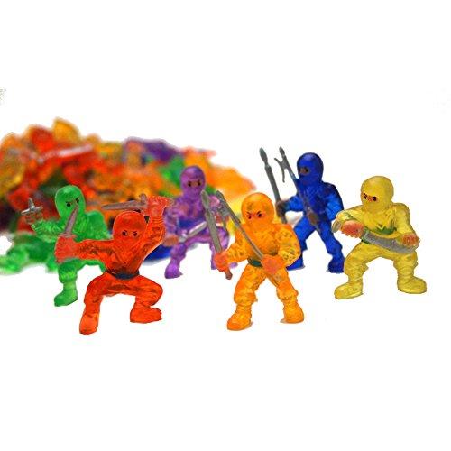 Fun Express Vinyl Ninja Warrior Toys - 48 -