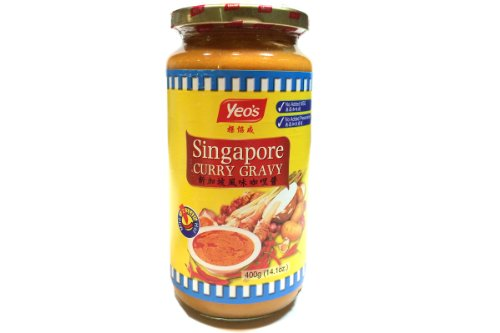 (Singapore Curry Gravy - 14.1oz (Pack of)