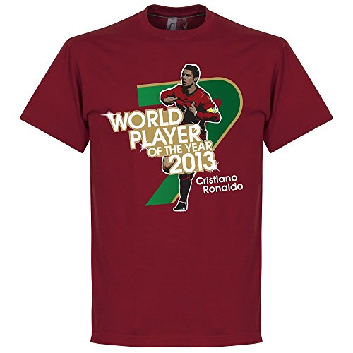 Ronaldo 2013 World Player Of The Year T-Shirt - Boys