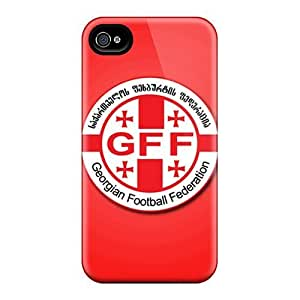 PC Shockproof/dirt-proof Romania Football Logo Cover Diy For Iphone 5C Case Cover
