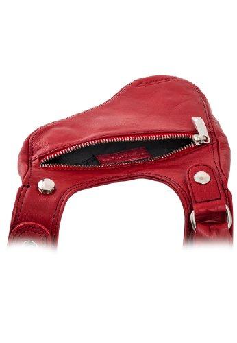 PUNANI Revolverbag Sac a main Sac a Main - RED CONTRAST -