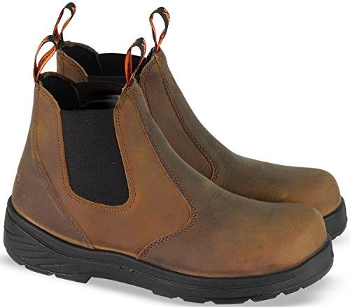 nbsp;Thoro Crazyhorse Thorogood Toe Boot Safety Men's Release nbsp;6