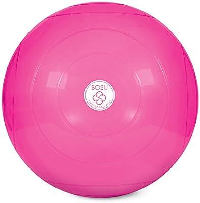 Bosu lastre Bola de Ejercicio - 72-18252PNK, Rosa (Opaque Pink ...
