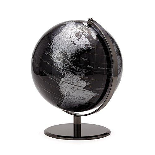 Torre & Tagus 901749B Latitude World Globe, Black