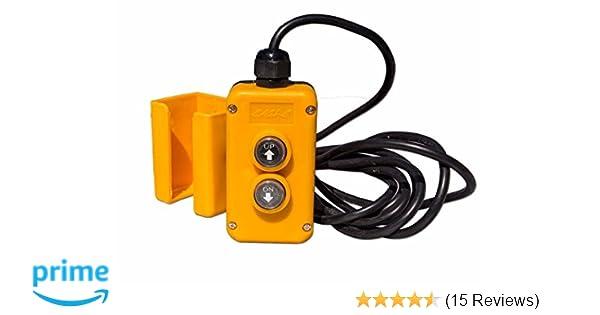 4 Wire Dump Trailer Remote Control Switch fits Double Acting ...  Volt Hydraulic Dump Unit Wiring Diagram on 12 volt lug wrench, 12 volt lift jacks, 12 volt winch remote control, 12 volt impact wrench, 12 volt ac units, 120 volt hydraulic power unit, spx fenner power unit, 12 volt dc pump, hyd power unit, 6 volt flasher unit, 12 volt power dolly, 12 vdc hydraulic power unit, bucher hydraulics power unit, 12 volt dc power unit,