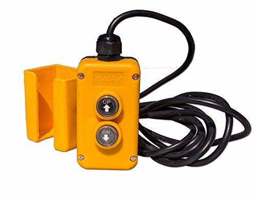 4 Wire Dump Trailer Remote Control Switch fits Double Acting Hydraulic ()