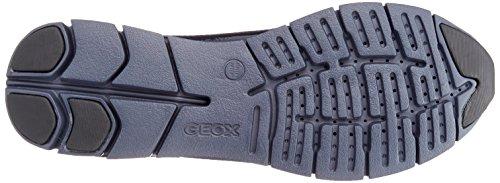 B Sukie navy D Geox C4002 Bleu Sneakers Basses Femme vawxxE4q