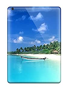 Fashionable Xsf9014edId Ipad Air Cases Covers For Goa Beach Protective Cases