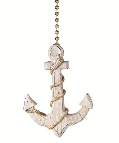 Clementine 334 Anchor Fan Pull ()