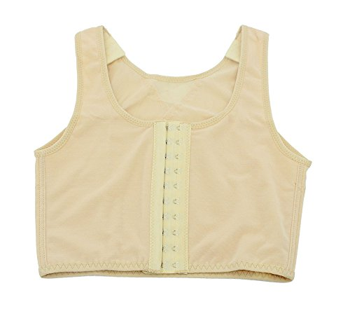 TOKYO-T Chest Binder for Women 3 Rows Cosplay