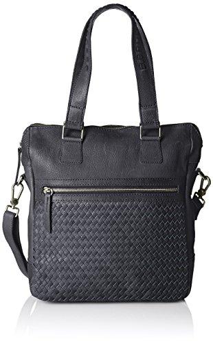 Amsterdam Cowboys Bag Sleaford, Borse a Tracolla Donna Blu (Blau (Navy 810))