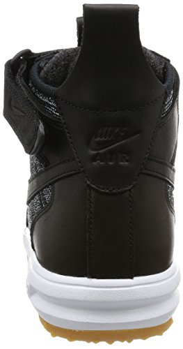 Nike 855984-001, Scarpe Sportive Uomo Nero