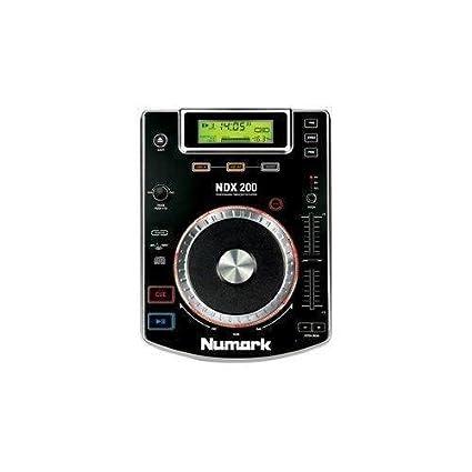 Numark NDX200 - Ndx-200 cd scratch profesional