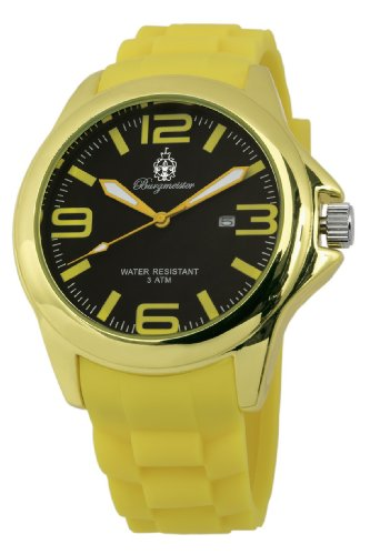 Burgmeister Women's BM166-090C Fun Time Analog Watch