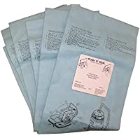 BISSELL BigGreen Commercial BG332844 Disposable Bags for BG-CC28 28 ComVac Wide Area Vacuum