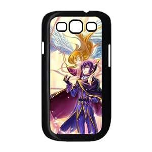 Code Geass Samsung Galaxy S3 9 Cell Phone Case Black PhoneAccessory LSX_834384