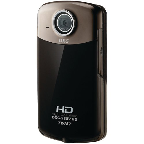 New-DXG USA DXG-588V HD 16.0 MEGAPIXEL 1080P HIGH-DEFINIT...