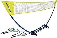 EastPoint Sports Easy Setup Badminton Set