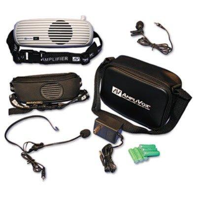 AmpliVox S207 BeltBlaster PRO Personal Waistband Amplifier, 5 Watts, 1 1/2 - Furniture Design Shop Optical