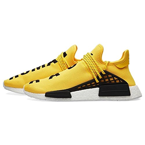 Human Casual Race Human Race Yellow Men Fashion Shoes Breathable Lightweight Trail Sneaker Women OnZSqW4