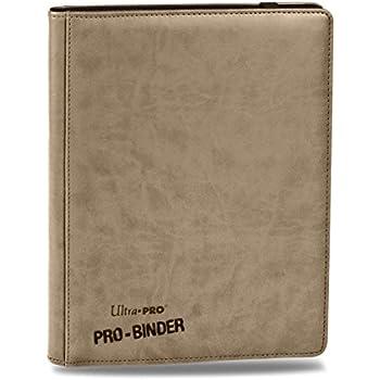 Portfolio Cork Trading Card Album Ultra Pro 9-Pocket Premium PRO Binder