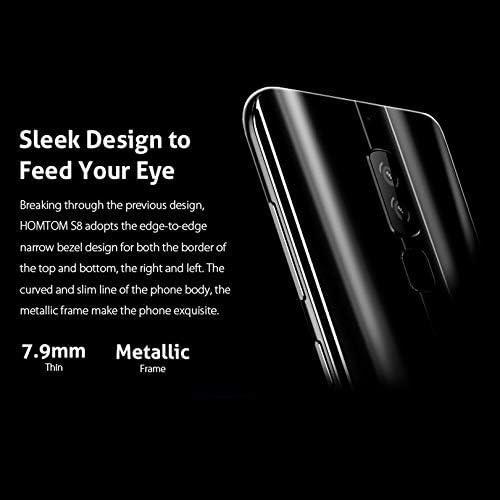 App HOMTOM S8 5.7 Inch 4G RAM 64G ROM Dual Rear Camera Fingerprint ...