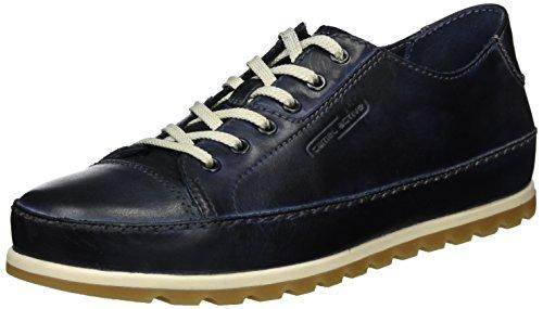 camel active Point 11, Zapatos de Cordones Derby para Hombre Azul (jeans 06)
