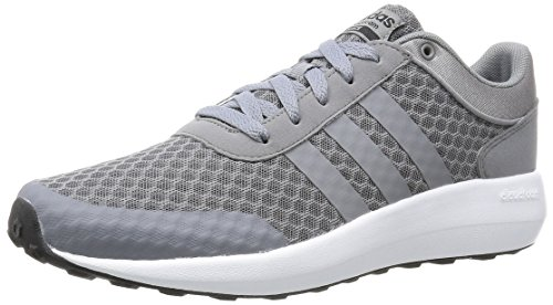 Adidas Herren Cloudfoam Ras Fitnessschuhe, Zwart, 42 Eu / Grijs / Cblack