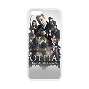 gotham season 2 poster iPhone 6 6s Plus 5.5 Inch Cell Phone Case White Custom Made pp7gy_3391943