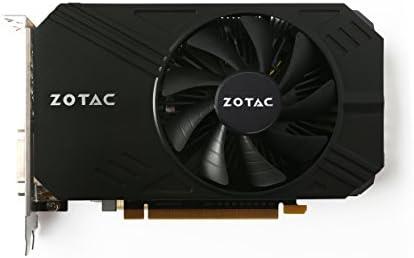 Zotac ZT-90310-10M - Tarjeta gráfica (GeForce GTX 960, 2 GB, GDDR5, 128 bit, 2560 x 1600 Pixeles, PCI Express 3.0)