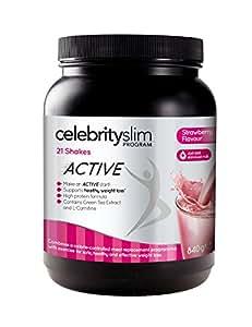 Celebrity Slim Program Review - Healthy Body ...