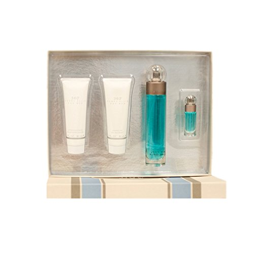 Perry Ellis Toilette Aftershave Shower