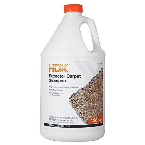 Carpet Extractor Detergent - 128 oz. Extractor Carpet Shampoo