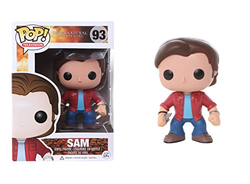 Funko POP Television: Supernatural Sam Action Figure by Funko