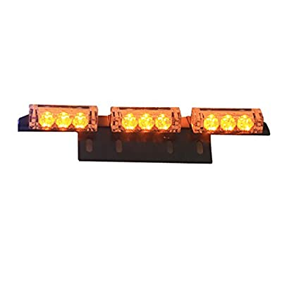 XKTTSUEERCRR 54 LED Emergency Vehicle Strobe Lights Bars: Automotive