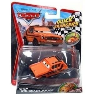 quick changers cars 2 - 2