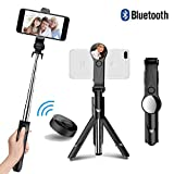 Selfie Stick Tripod, Mayround Mini Foldable...