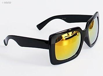 6209Rétro Iridescent miroir/teinte foncé Objectif Lunettes de soleil UV400–buy 1Get 1Free. Iridescent-Reflective yYPMLJg