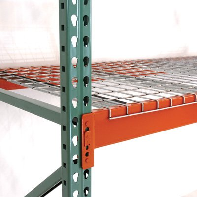 AK Industrial Pallet Rack Wire Deck - 42in.D x 58in.W, Model# AK-WDU-42-58