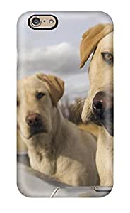 Donald P Reed GWZmrHT3563xtLTH Case Cover Skin For Iphone 6 (dog)