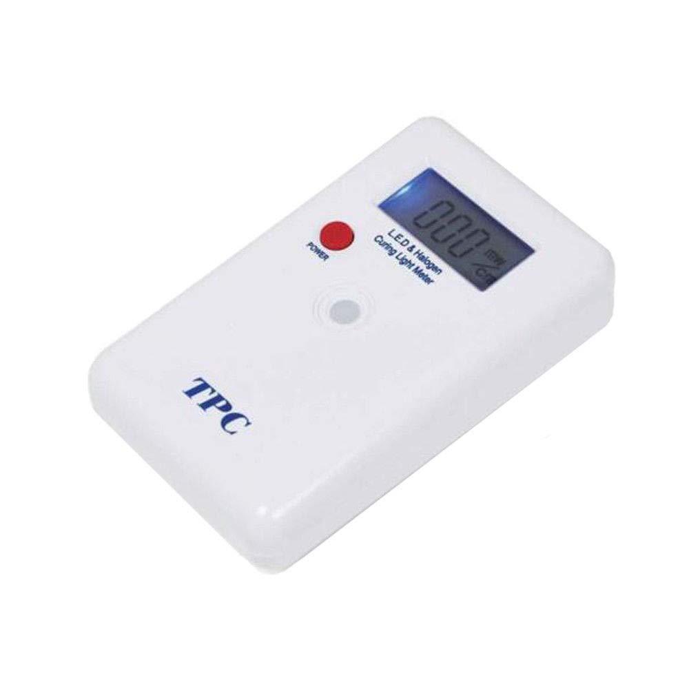 Superdental TPC LM300 Digital Light Meter Light Cure Power Curing Tester by Super Dental