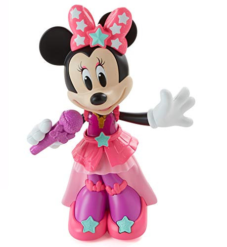 Fisher-Price Disney Minnie, Pop Superstar Minnie]()