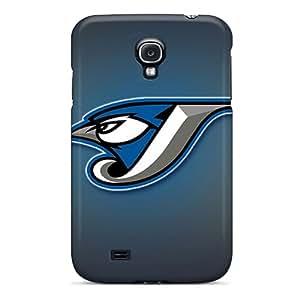 MiniBeauty Premium Protective Hard Case For Galaxy S4- Nice Design - Toronto Blue Jays