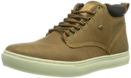 British Knights Wood - Zapatillas de estar por casa Hombre Brown/Dark Brown 2