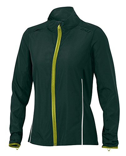 con de reflectantes x wr3468 detalles transpirable hombre 5058 para deportiva verde U Hyoptik chaqueta a 2 w8vdY1xq1