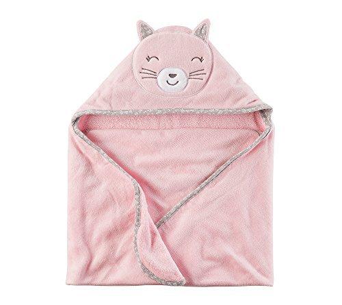 Carter's Baby Girls' Bunny Towel