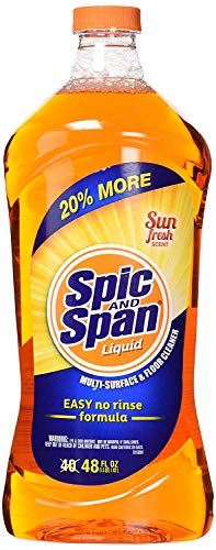 - Spic and Span Sun Fresh Multi-Surface Cleaner 48-Ounces (1-Pack)