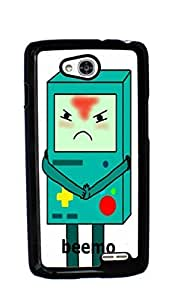 Beemo Adventure Time Hard Case for LG Optimus L90 ( Sugar Skull )