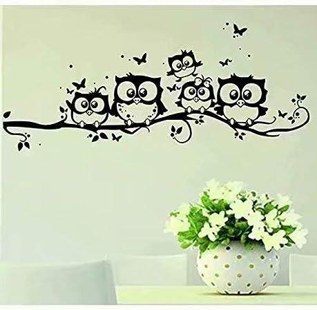 105x30cm Noir Decor Art Peints mural Murs autocollants en PVC